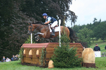 Blenheim horse trials 2